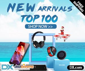 Bir sonraki Gadget'ınızı DX.com'da satın alın